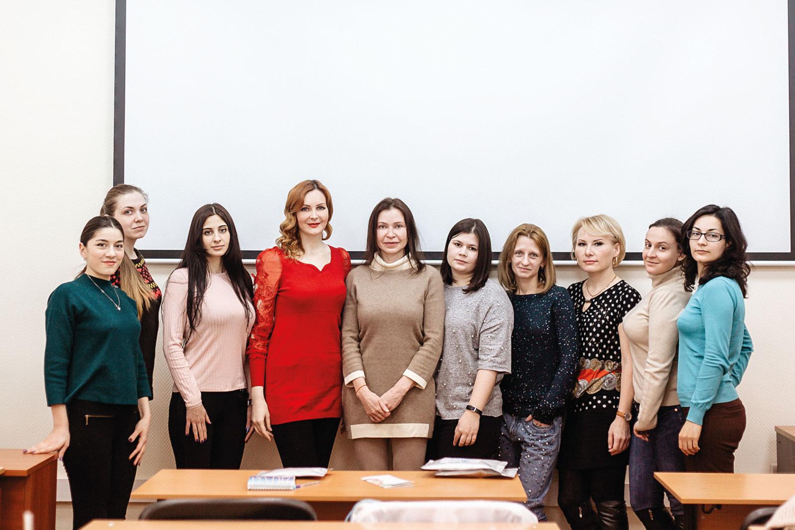 Семинар на кафедре дерматовенерологии и косметологии РМАПО
